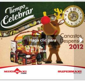 canastos dispensas 2012 supermaxi