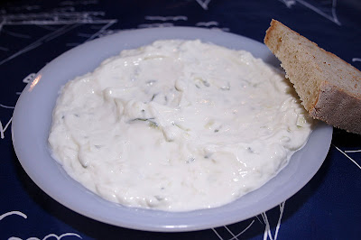 Cucumber Dill Yogurt Sauce