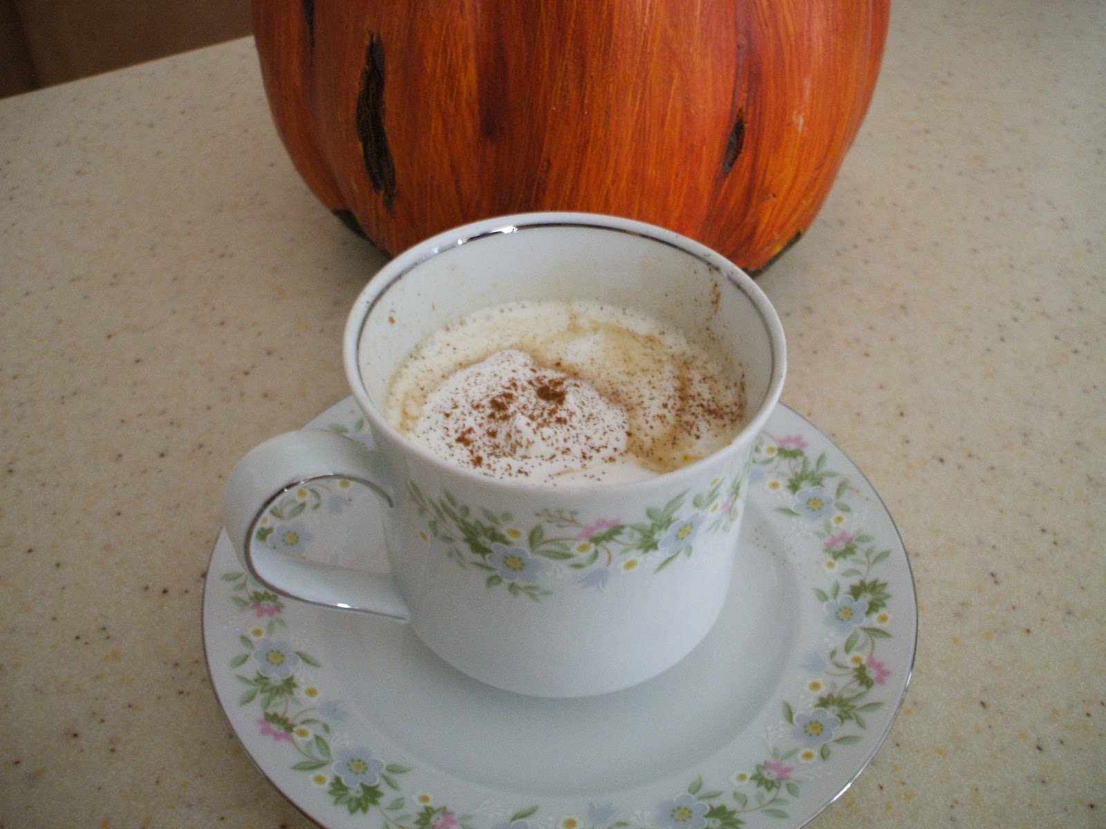Spicy Paleo: Pumpkin Spice Latte