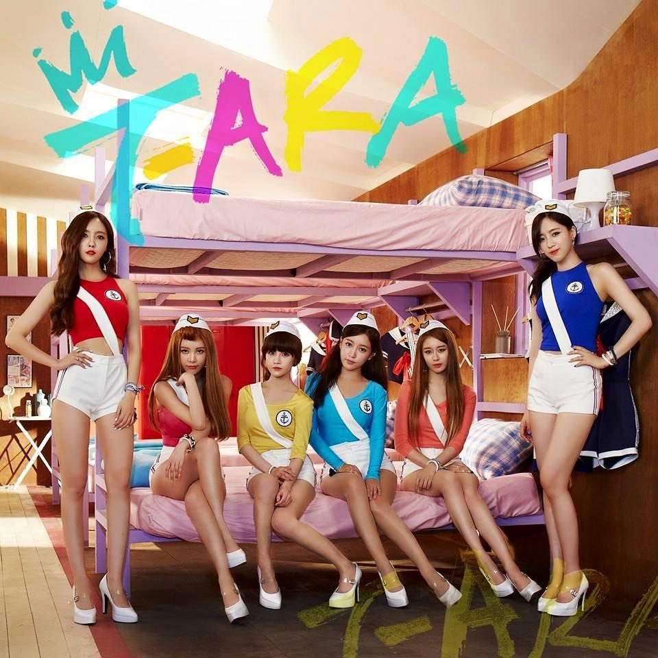 T-ara chính thức phát hành MV 'So Crazy'