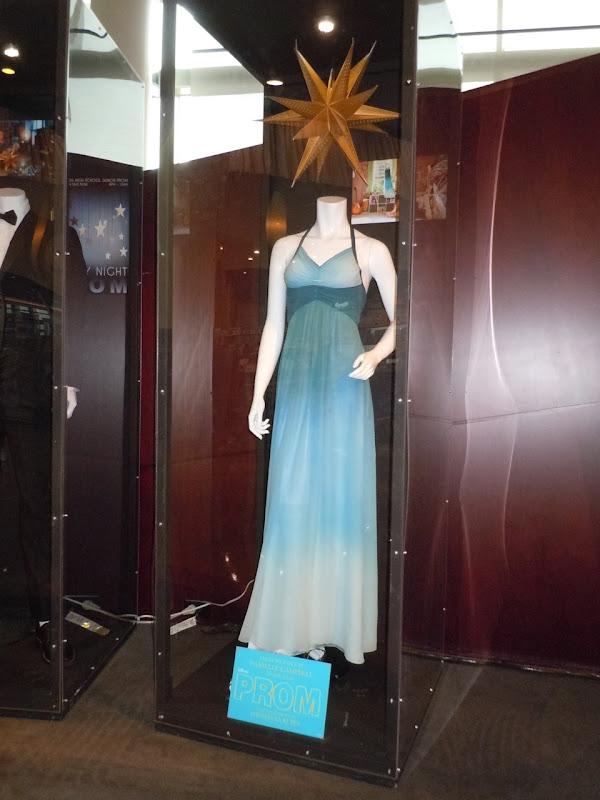 Danielle Campbell Disney Prom dress