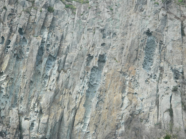 close up of the Sanbangsan mountain