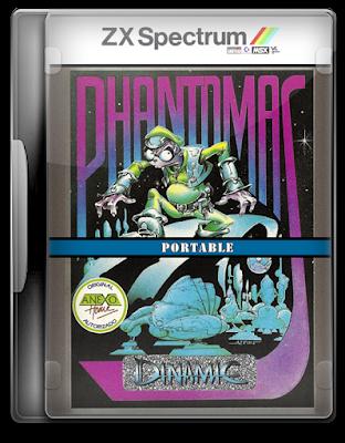 Phantomas Spectrum