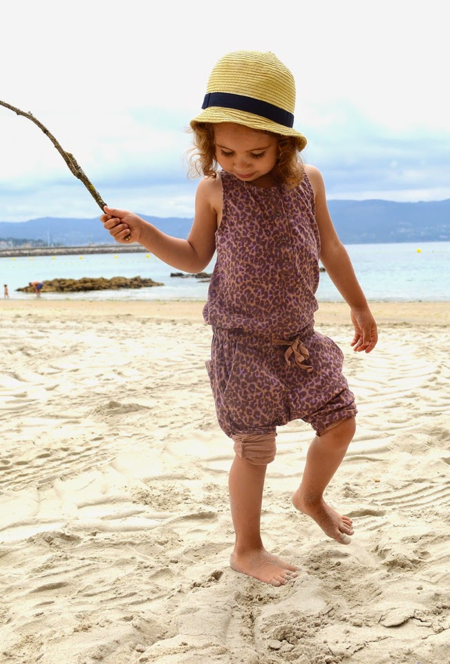 KIDdO Style: Soft Gallery Serpentine suit