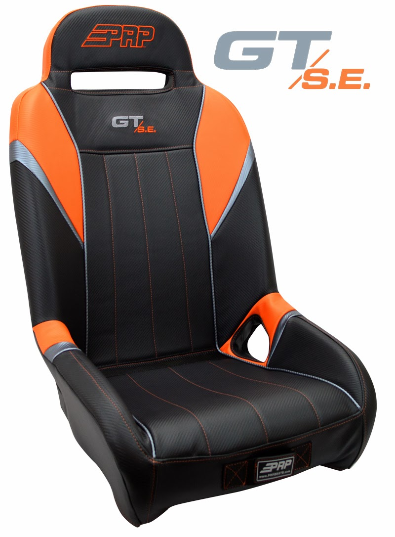 PRP GT S.E. Suspension Seat