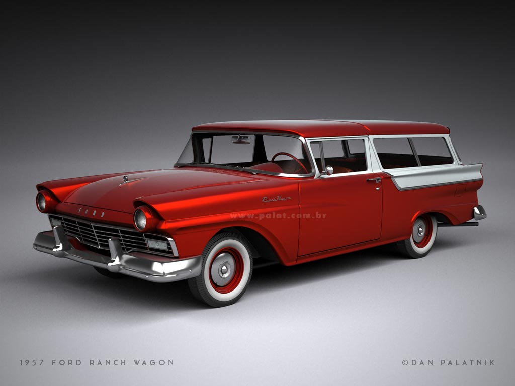 1957 ford ranch wagon for 1957 ford 2 door ranch wagon