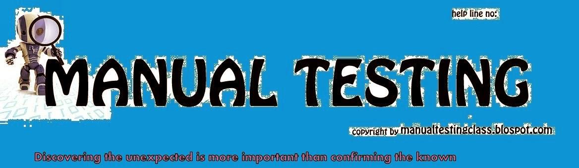 manual testing testing projects rh manualtestingclass blogspot com manual testing projects in insurance domain manual testing projects for resume