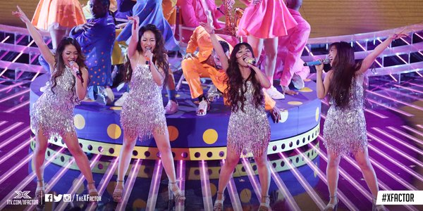 4th Impact gets standing ovation on Beyoncè hit in X Factor 2015