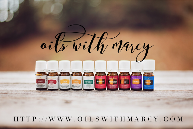 Oils With Marcy