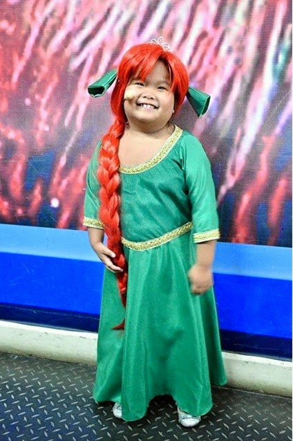 Photos  Ryzza Mae U0026 39 S  U0026quot Aling Maliit U0026quot  Cute Halloween Costumes