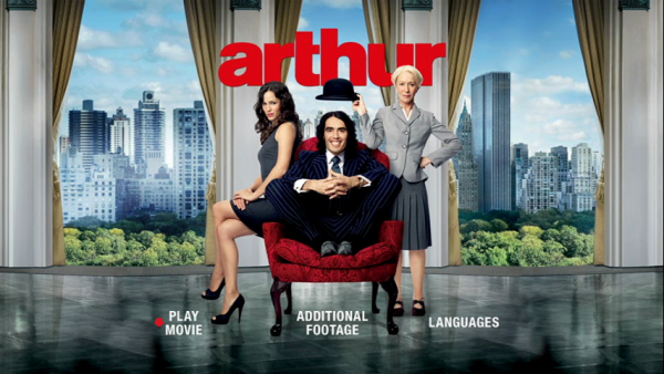 Arthur DVDR Menu Full NTSC Español Latino 2011