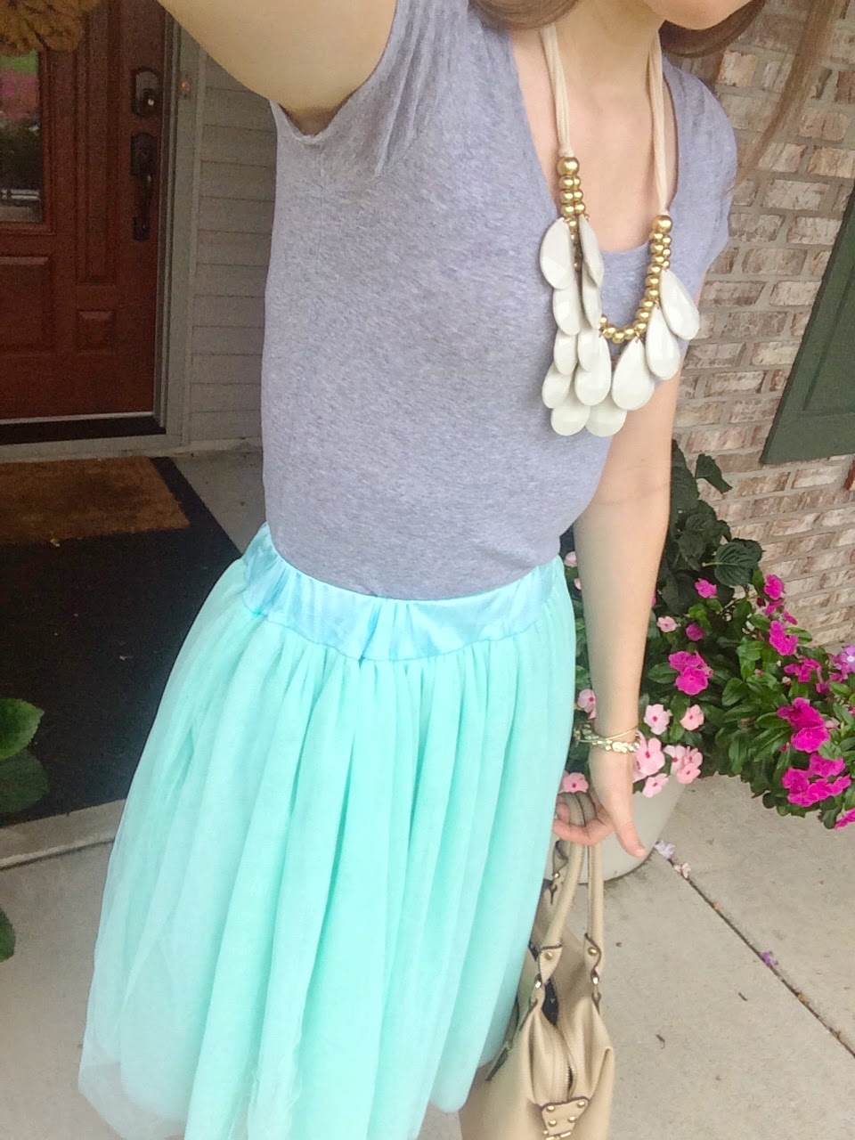 Tulle Outfit