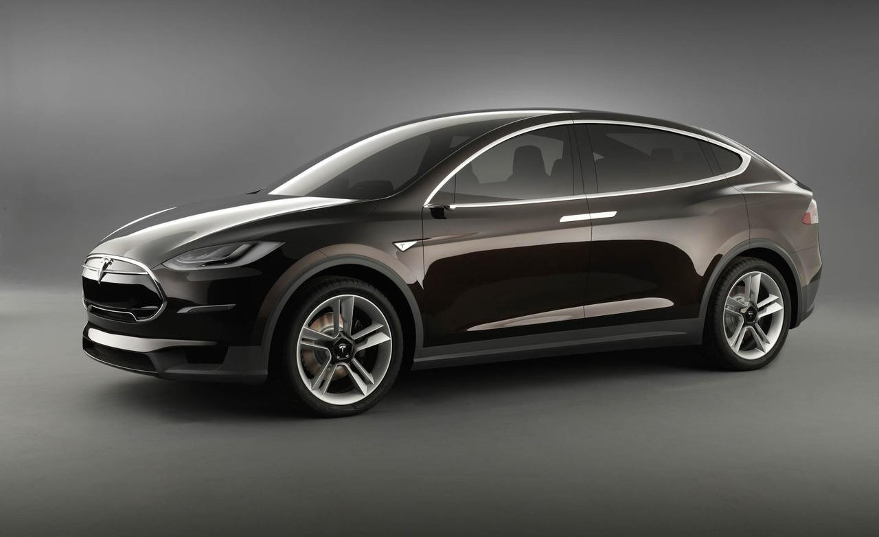 sport car garage tesla model x 2014. Black Bedroom Furniture Sets. Home Design Ideas