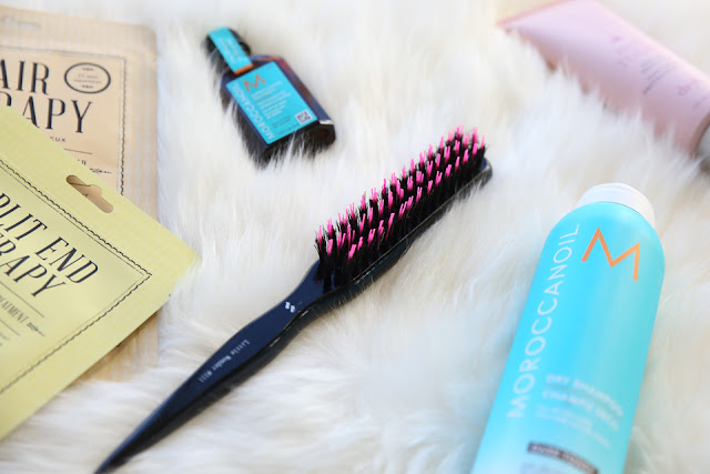 For healthy hair, brush you scalp 5 minutes every night with a wire brush