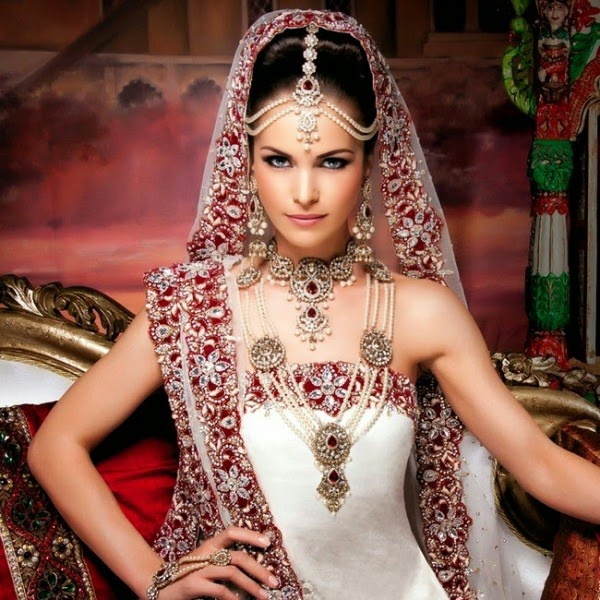 Bridal Jewellery Designs and Bridal Jewellery 2014 Sets for Eid