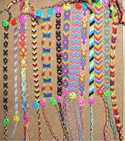 Friendship Bracelet Name Patterns5