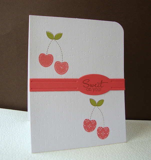 Fruit Fusian Cherry Papertrey Ink