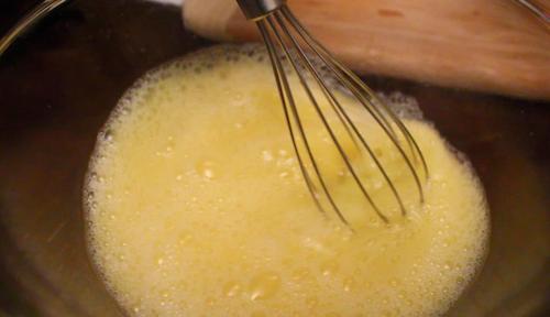 how to make steamed scrambled eggs