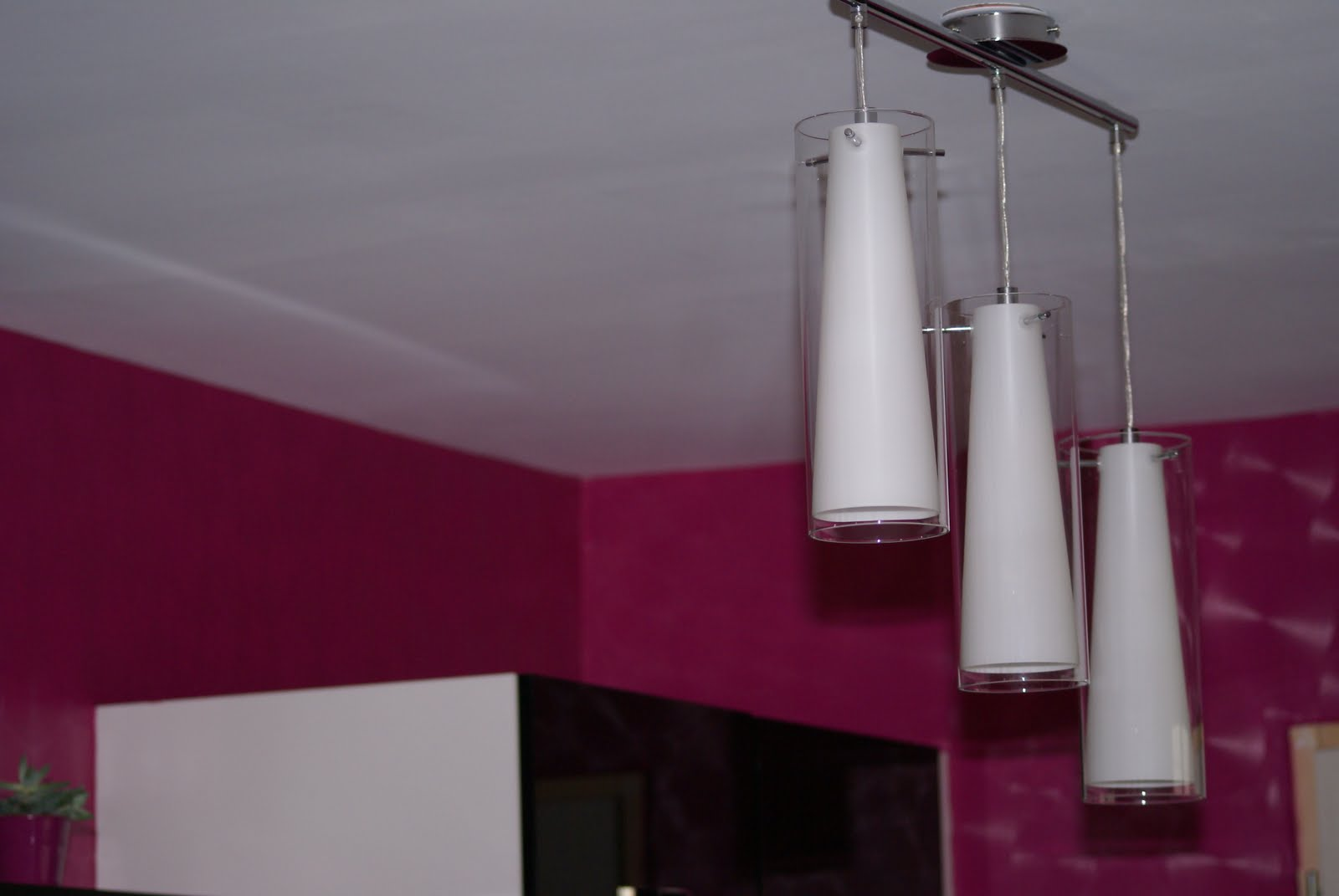 Luminaires castorama suspension excellent luminaire bois for Lustre castorama