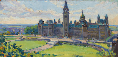 "Francesco Iacurto - ""Parliament Hill, Ottawa"""