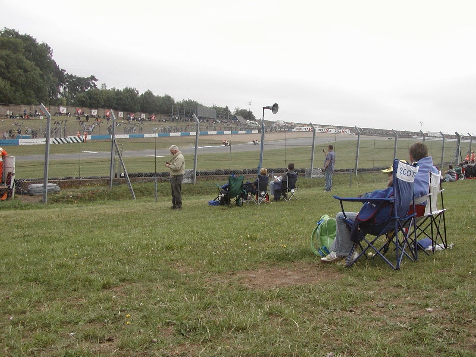 circuito de Donington Park