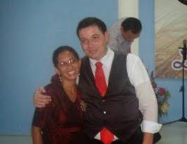 Eu e meu Lindo Esposo - Pr. Armando Rodrigues