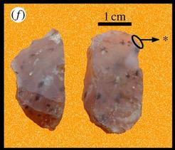 old stone tool uruguay