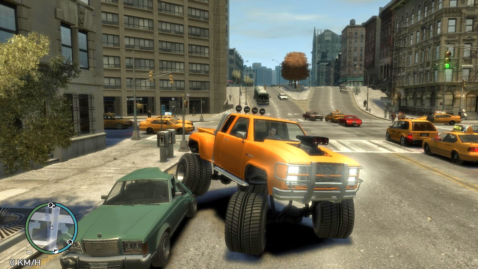 GTA 4 Full Version Highly Compressed in 10 MB