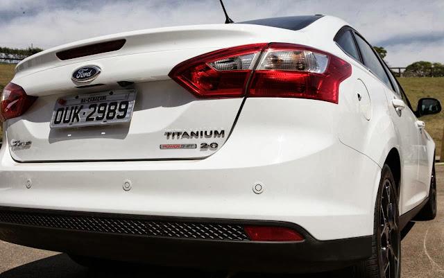 Focus Titanium - seguro