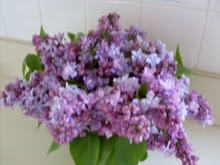 Fresh picked Lilacs 2011