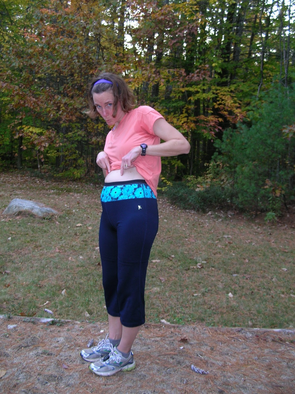 Running While Pregnant: Week 16