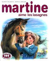 Lasagnes au cheval