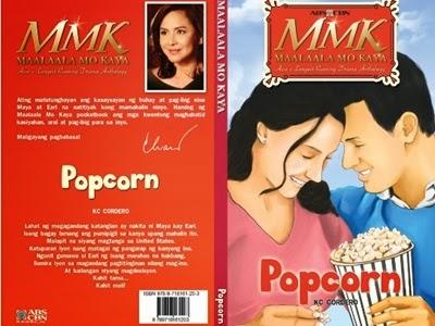 MMK Pocketbook - Popcorn