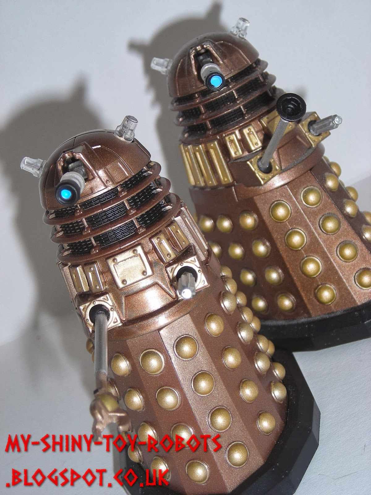 Daleks on the assault!