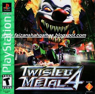 Twisted metal 4 wiki