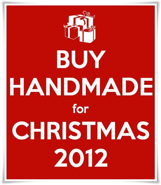 buy handmade for christmas 2012