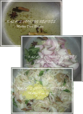 Kalai's Mutton Dum Biryani