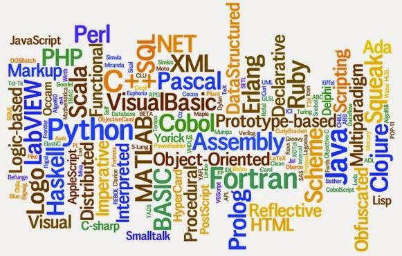 macam-macam bahasa pemrograman
