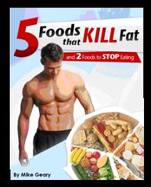 The brand new bonus report, 5 Foods that KILL Stomach Fat