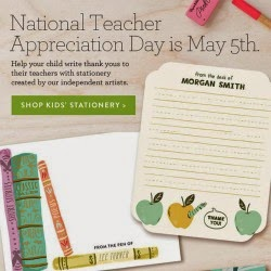 National Teacher Appreciation Day is May 5