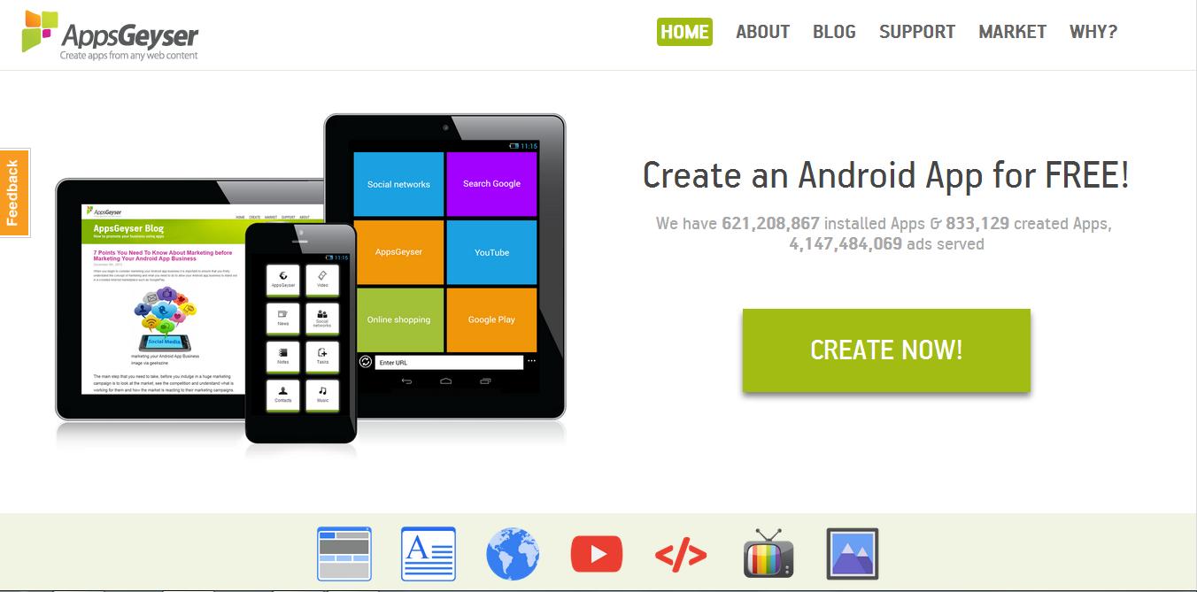 Membuat Aplikasi Blog Untuk Android Tanpa Coding