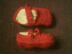 zapatitos para bebe