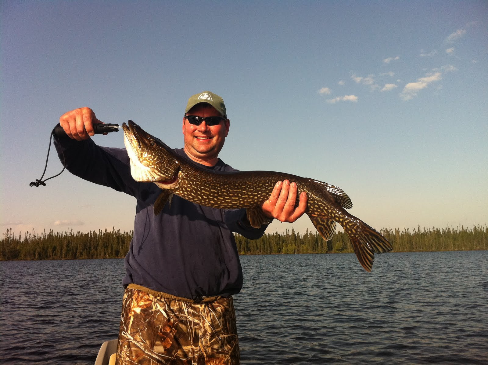 Fly in fishing and hunting rob thompson on madison lake for Canadian fishing trips cheap