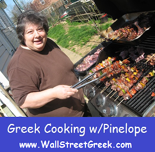 Greek chef