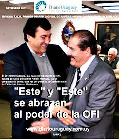 NELDER MARQUEZ NUEVO PRESIDENTE OFI