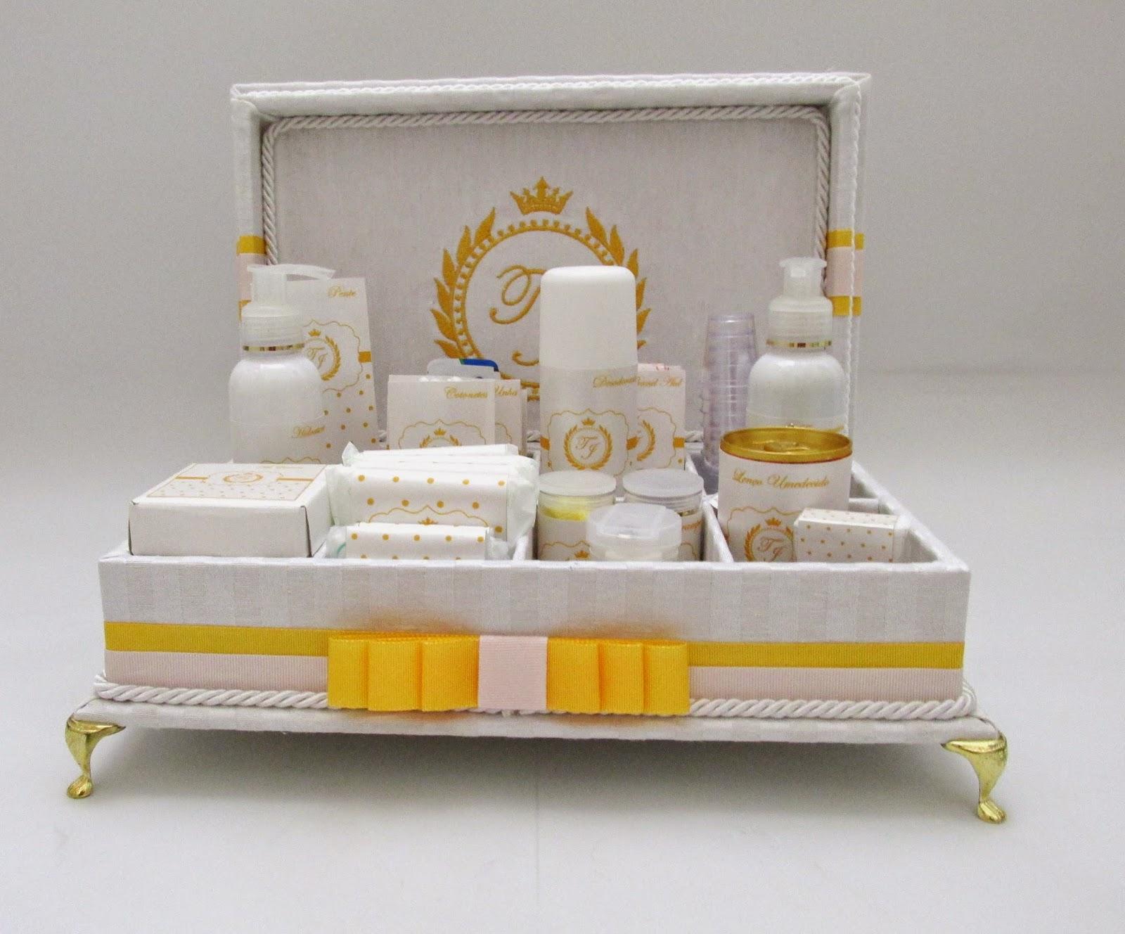 Divina Caixa: Caixa Kit Banheiro para casamentos #B48917 1600 1328