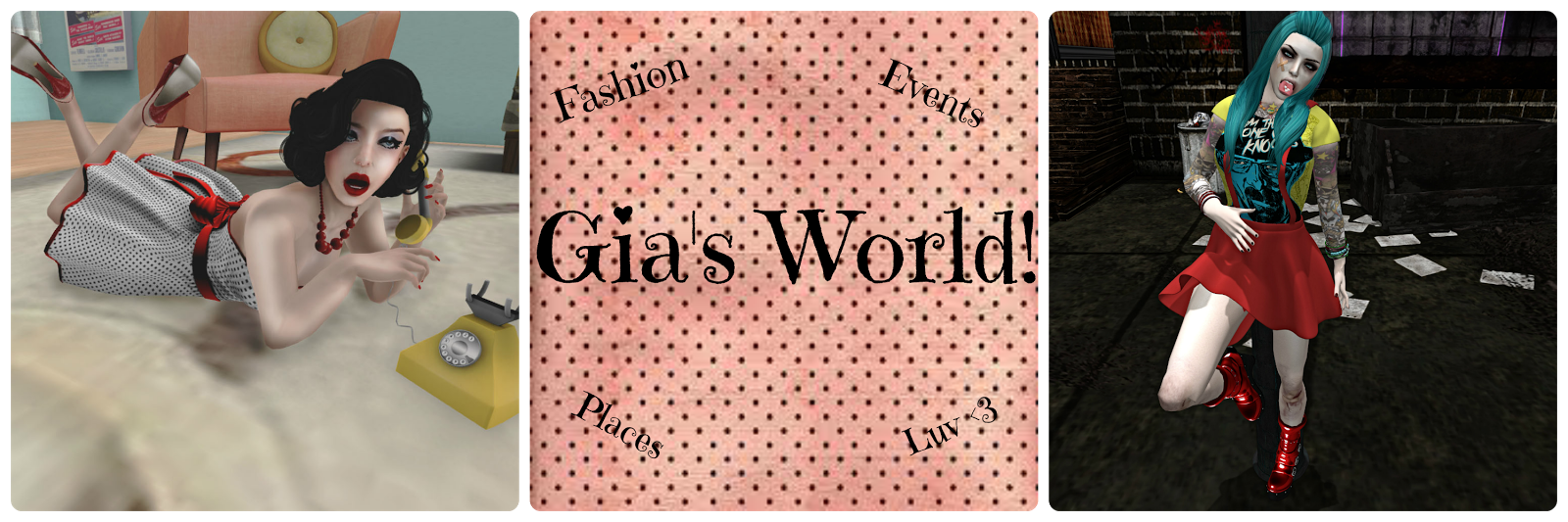 Gia's World