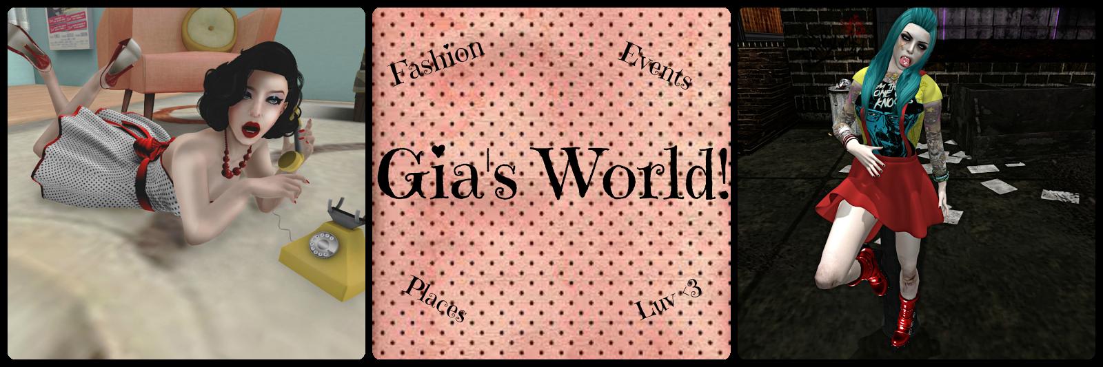 Gia's World