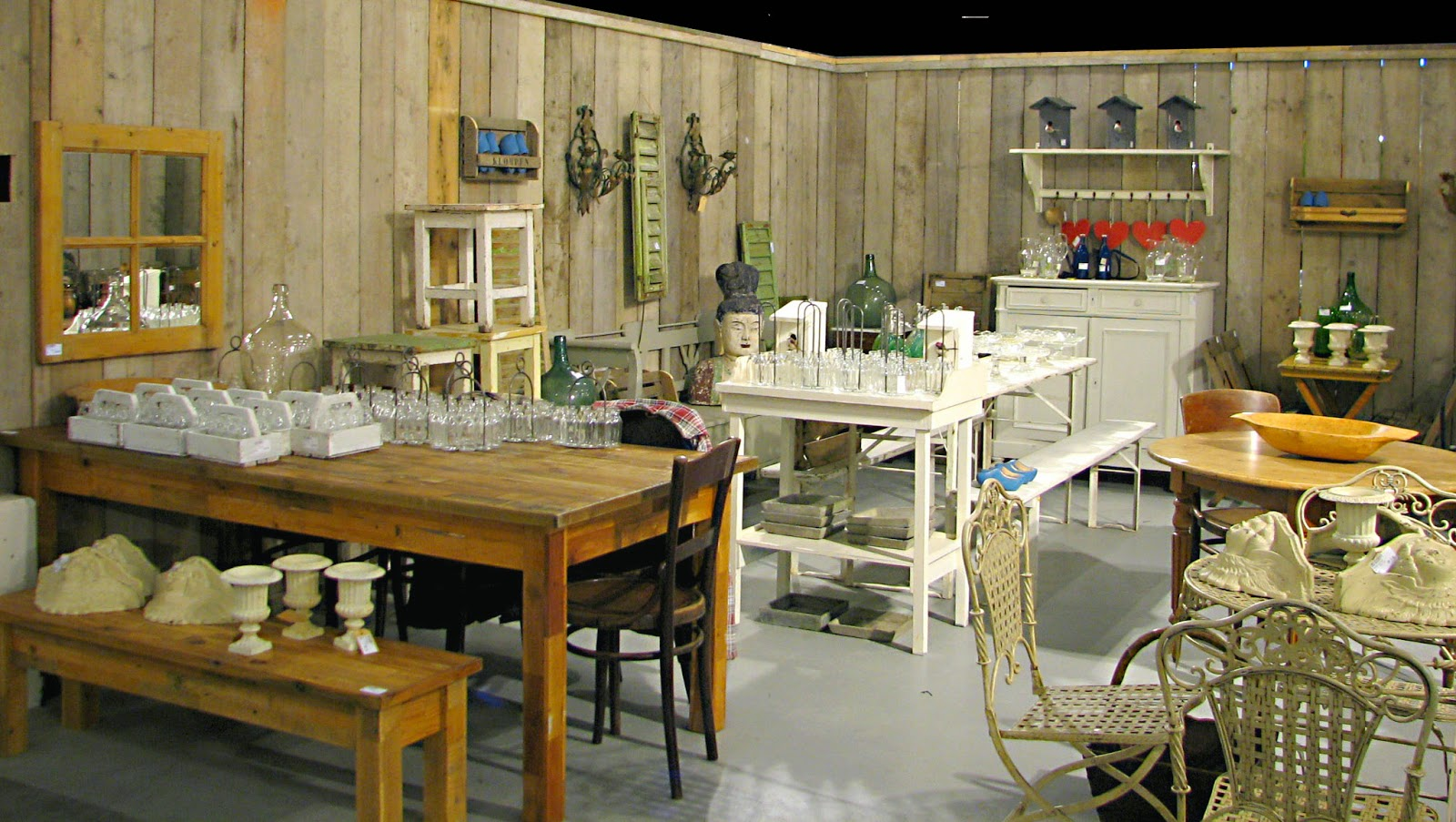 Landelijke meubels brocante meubels for Brocante meubels