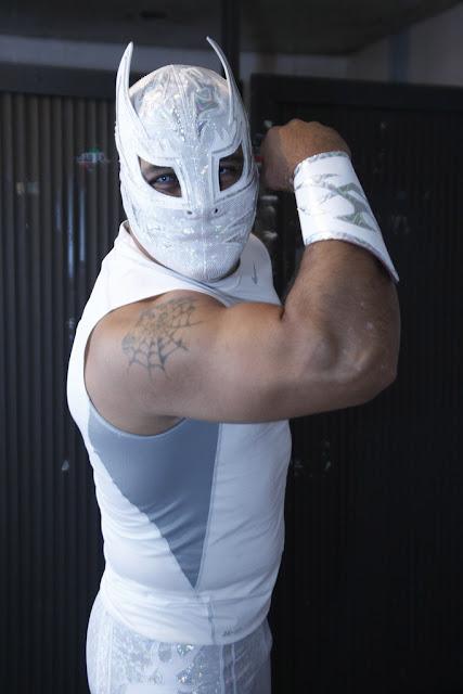 AAA Luchador Argos